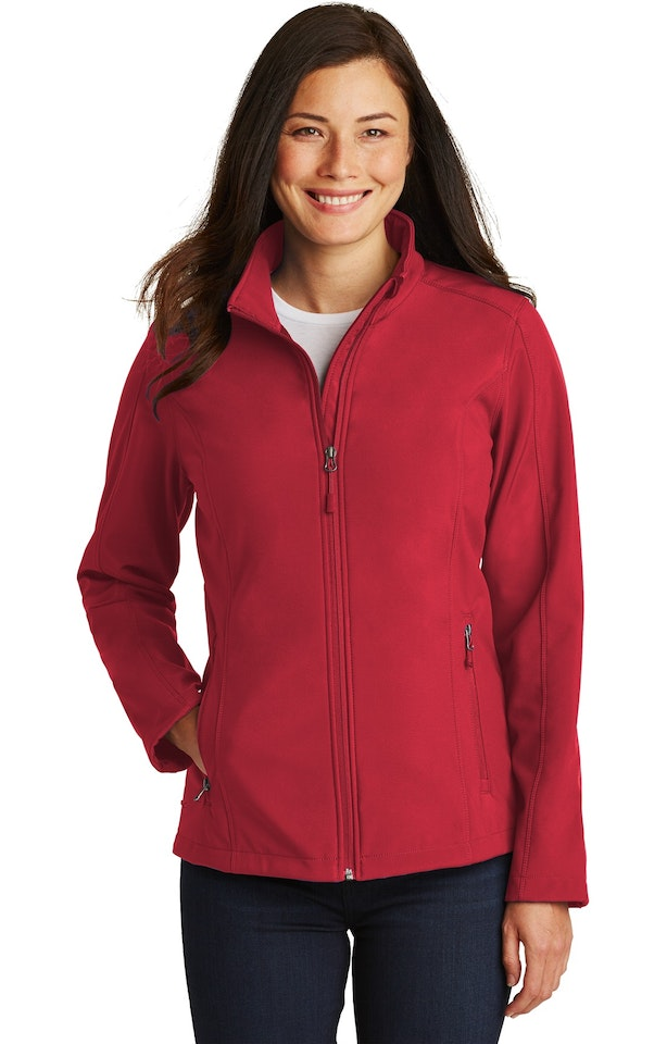 Port Authority L317 Rich Red
