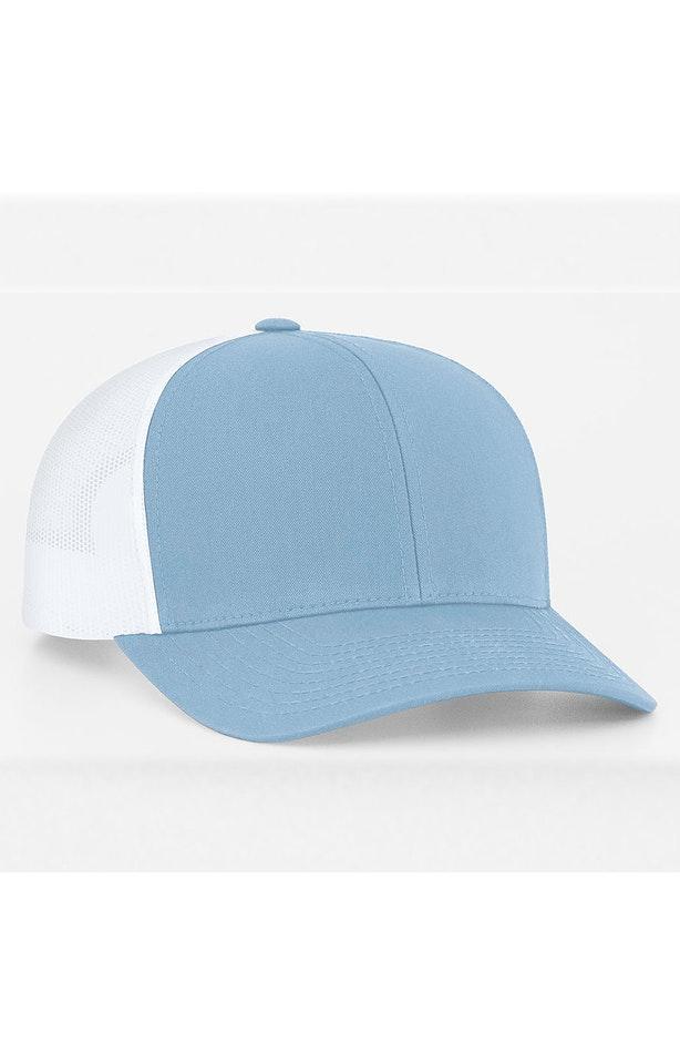 Pacific Headwear 0104PH Colblue/White