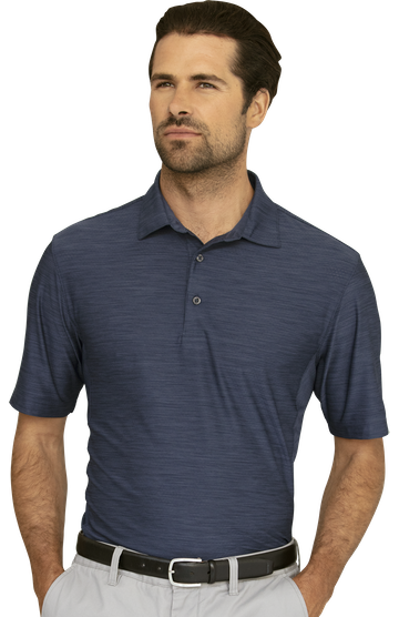 Greg Norman GNS9K477 Navy Heather