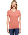 Fruit of the Loom L3930R Retro Heather Coral