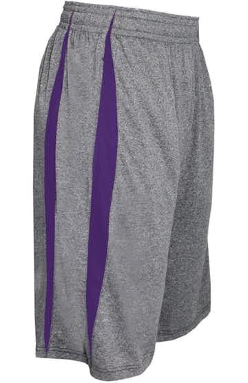 Badger 4310 Steel / Purple