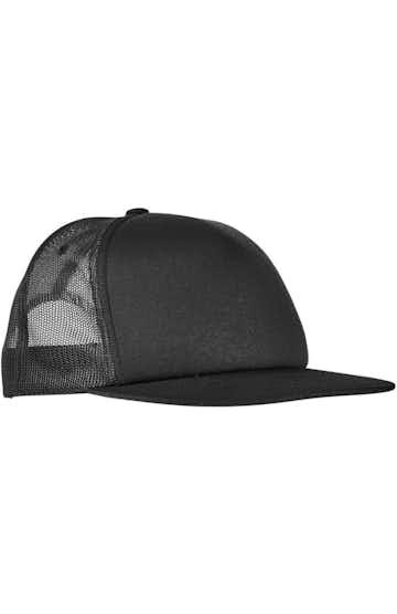 Yupoong 6005FF Black
