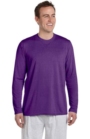 Gildan G424 Purple