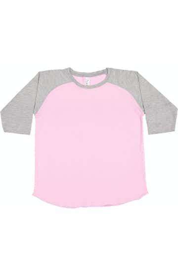 LAT 6130 Pink/ Vn Hthr