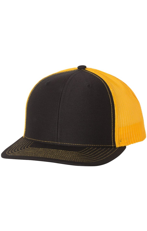 Richardson 112 Black / Gold