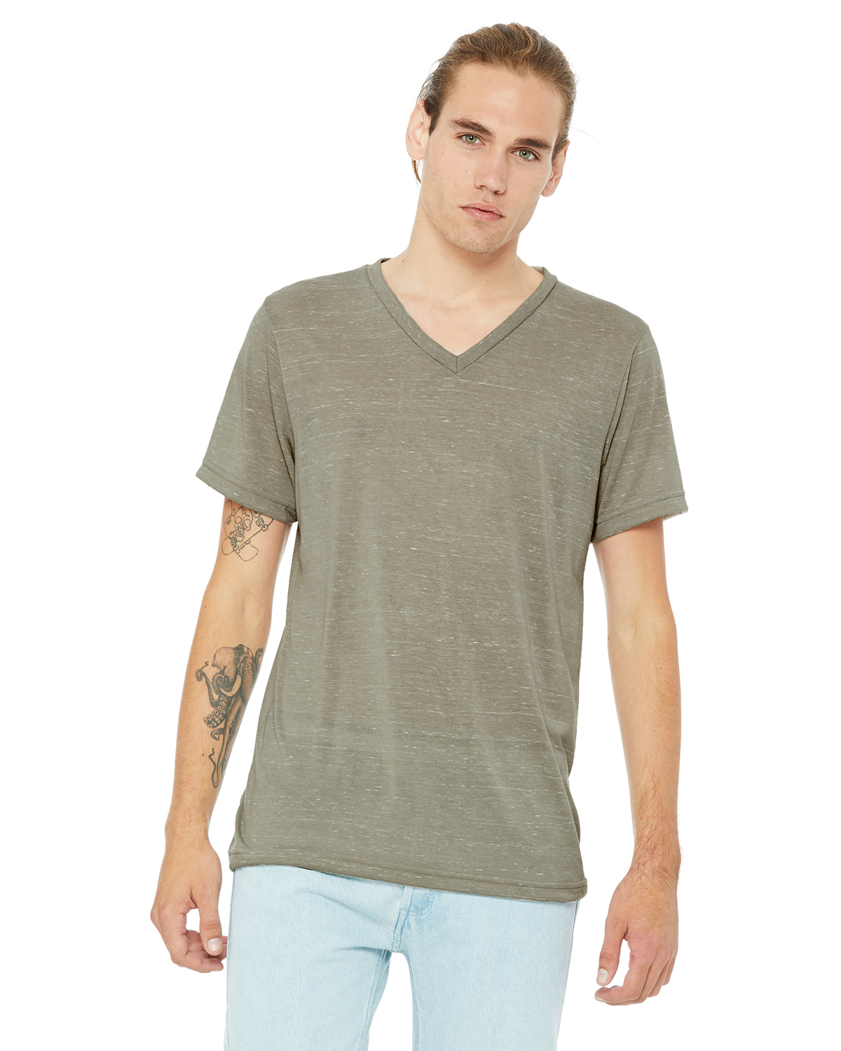 Unisex Casual O-Neck Short Sleeve Solid Quick Drying T-Shirt Top OK