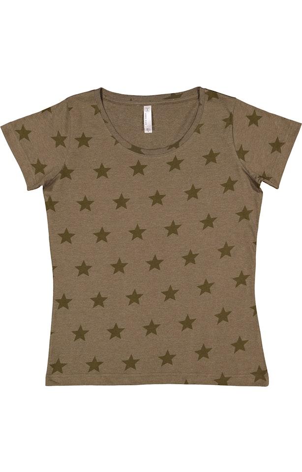 Code Five (SO) 3629 Military Green Star