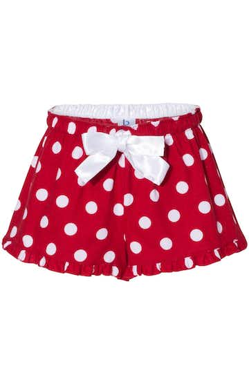 Boxercraft F41 Red/ White Polka Dot