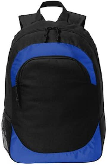 Port Authority BG217 True Royal / Black