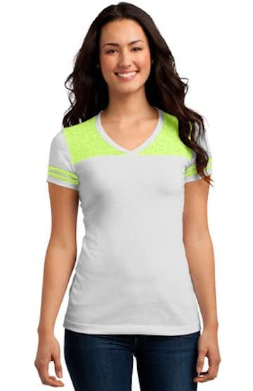 District DT264 White / Neon Lime