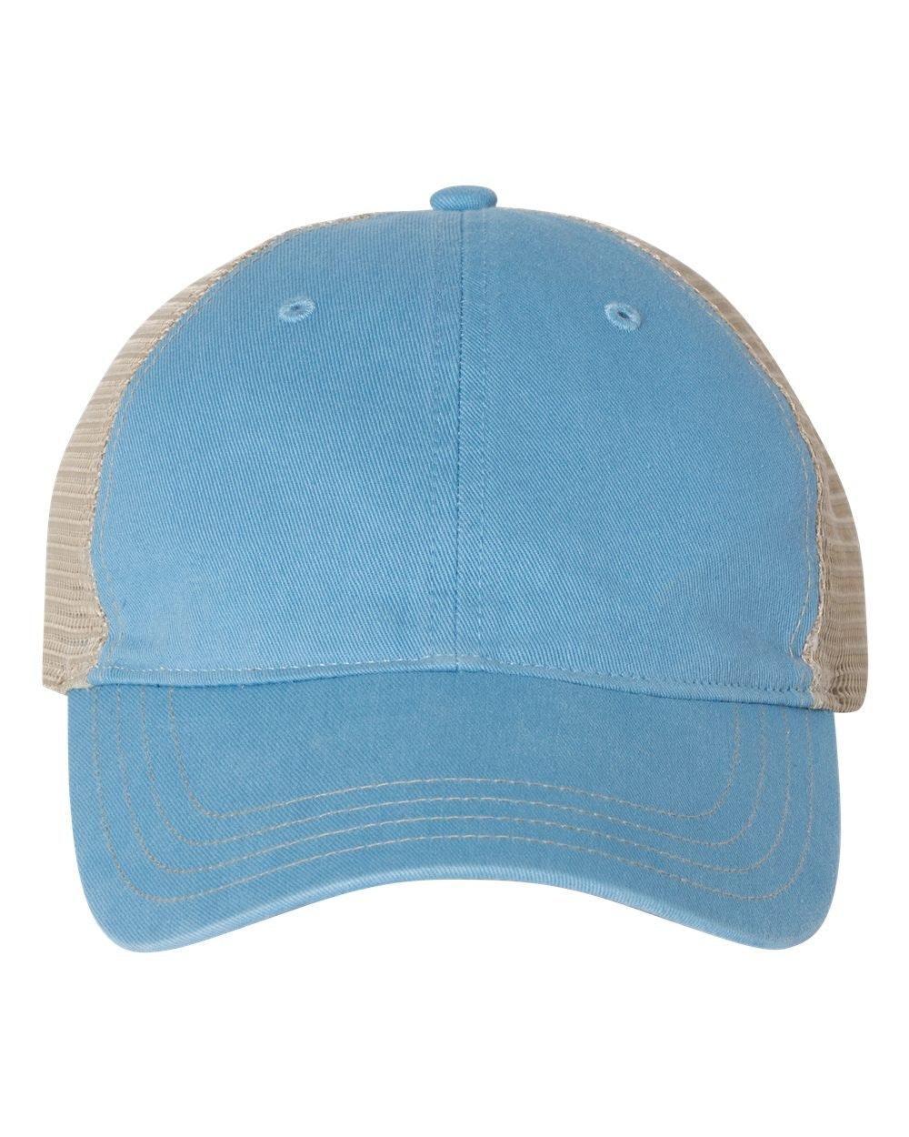 Richardson 111 Columbia Blue/ Khaki
