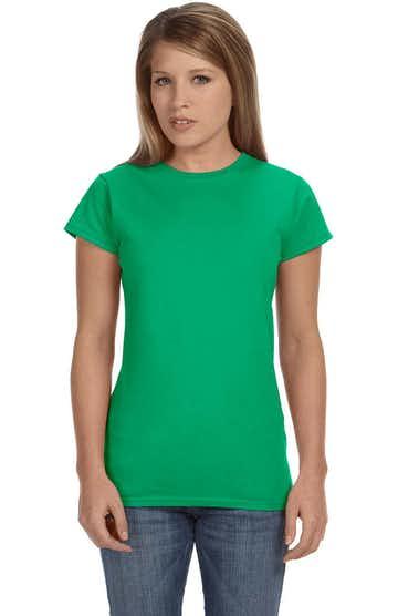 Gildan G640L Irish Green