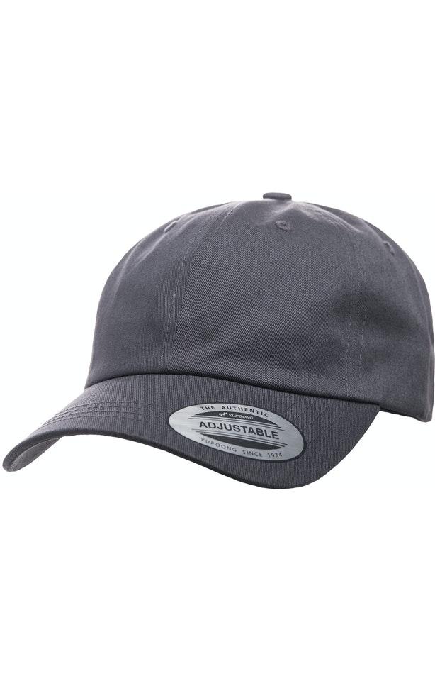 Yupoong 6245CM Dark Grey