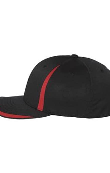 Flexfit 6599 Black/ Red