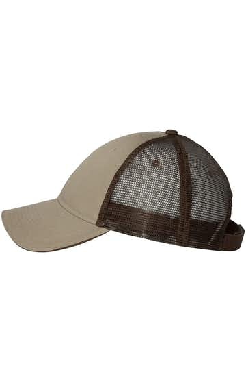 Valucap S102 Khaki / Brown