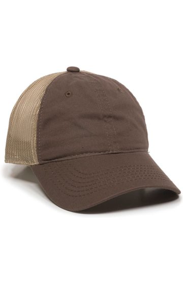 Outdoor Cap FWT-130 Brown / Tan