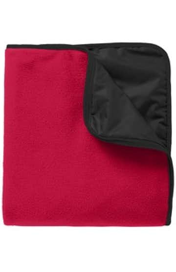 Port Authority TB850 Rich Red / Black