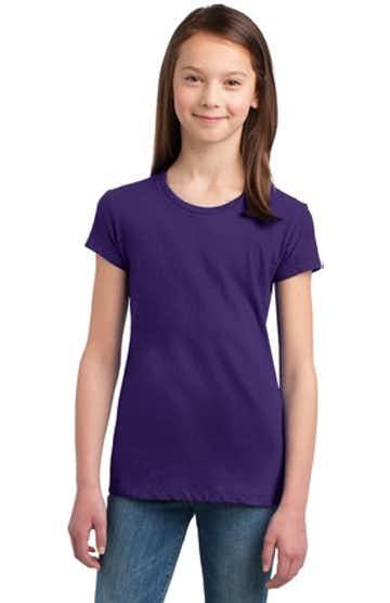 District DT5001YG Purple