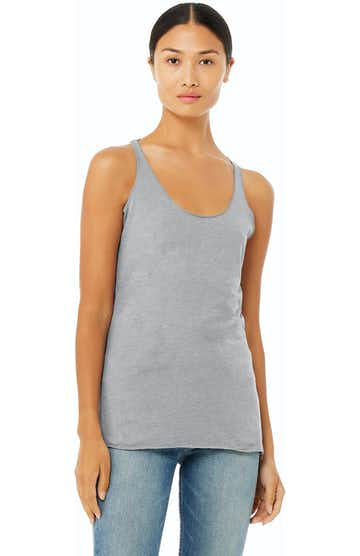 Bella + Canvas 8430 Athletic Grey Triblend