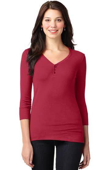 Port Authority LM1007 Rich Red
