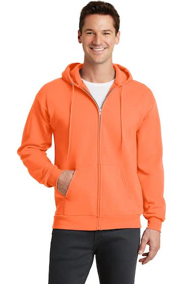 Port & Company PC78ZH Neon Orange