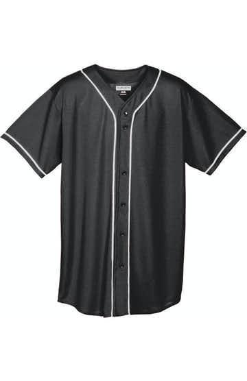 Augusta Sportswear 593 Black / White