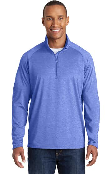Sport-Tek TST850 True Royal Heather
