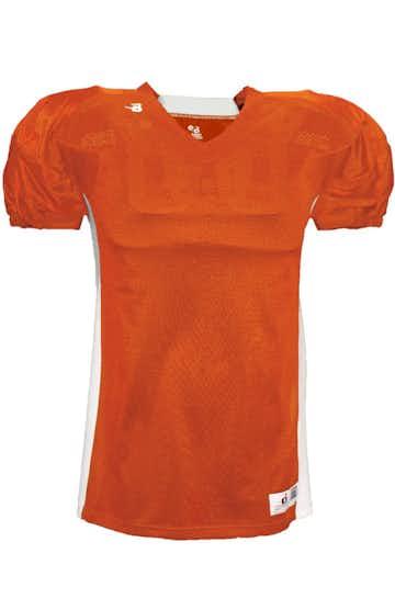Badger 2488 Burnt Orange / White