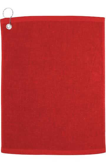 Carmel Towel Company C1518GH Red