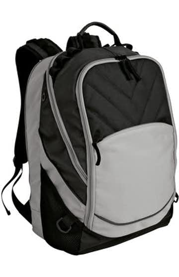 Port Authority BG100 Black / Gray