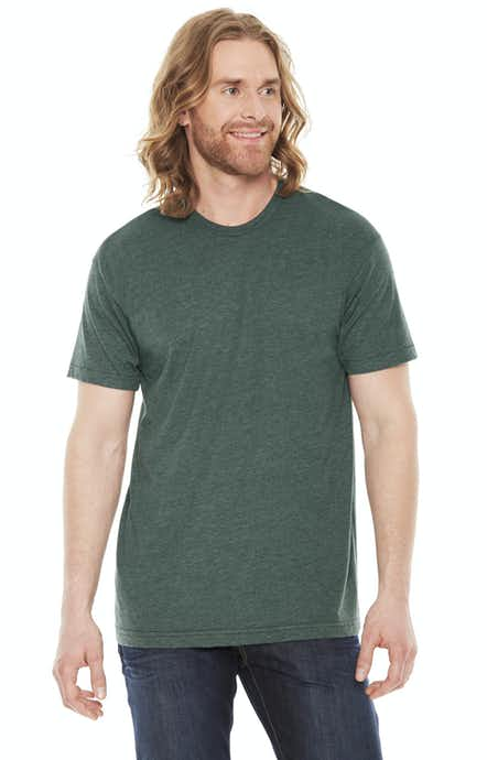 American Apparel BB401 Heather Forest