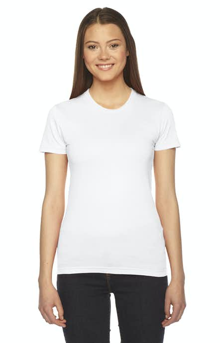 American Apparel 2102W White