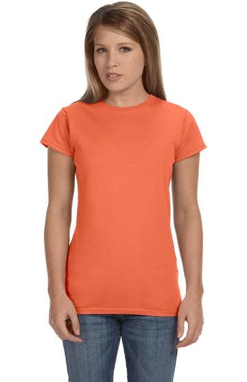 Gildan G640L Heather Orange