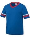 Augusta Sportswear 361 Royal / Red / White