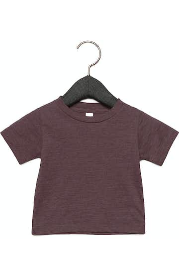 Bella + Canvas 3001B Heather Maroon