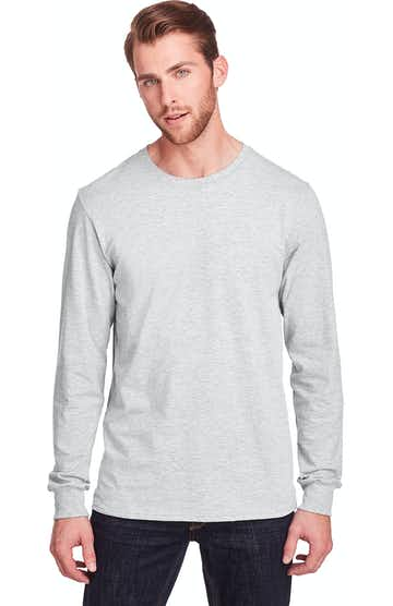 Fruit of the Loom IC47LSR OATMEAL HEATHER