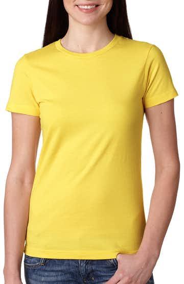 Next Level N3900 Vibrant Yellow