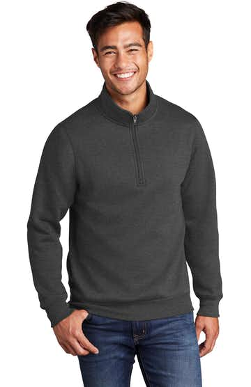 Port & Company PC78Q Dark Heather Gray