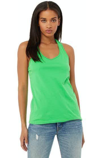 Bella + Canvas B6008 Synthetic Green