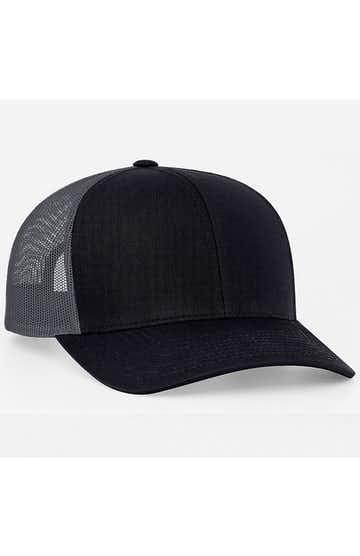 Pacific Headwear 0104PH Black/Graphite