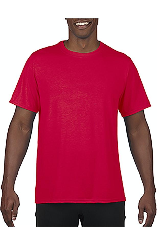 Gildan G460 Sprt Scarlet Red