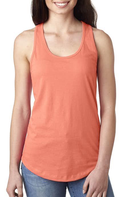 Next Level N1533 Light Orange