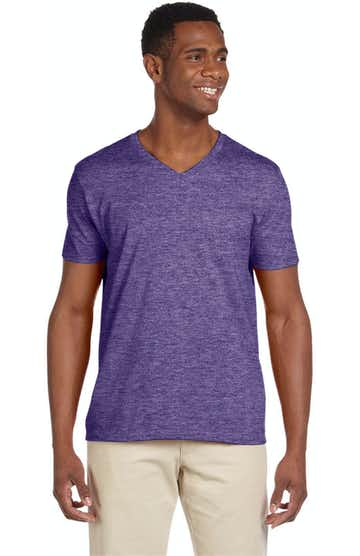 Gildan G64V Heather Purple
