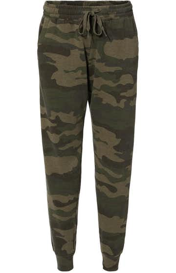 Independent Trading PRM20PNT Forest Camo Heather