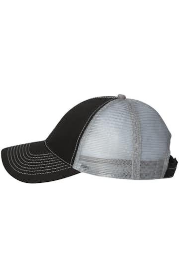 Mega Cap 7641J1 Black / Gray