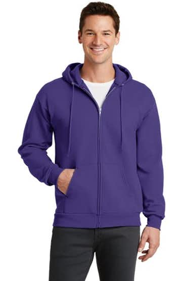 Port & Company PC78ZH Purple