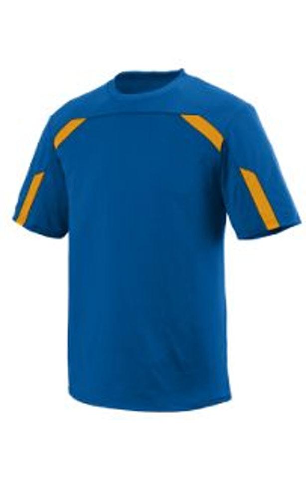 Augusta Sportswear 1000 Royal / Gold