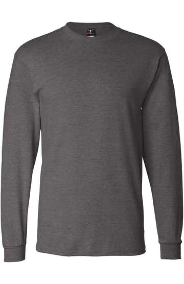 Hanes 5186 Charcoal Heather