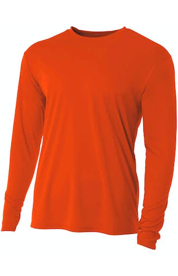 A4 N3165 Athletic Orange