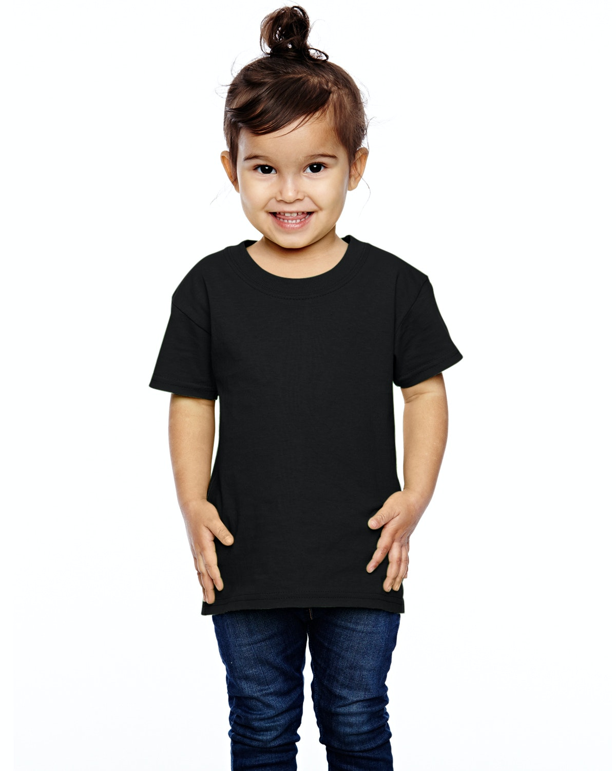 Fruit of the Loom T3930 Black
